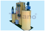 Electro-dialysis in waste water treatment